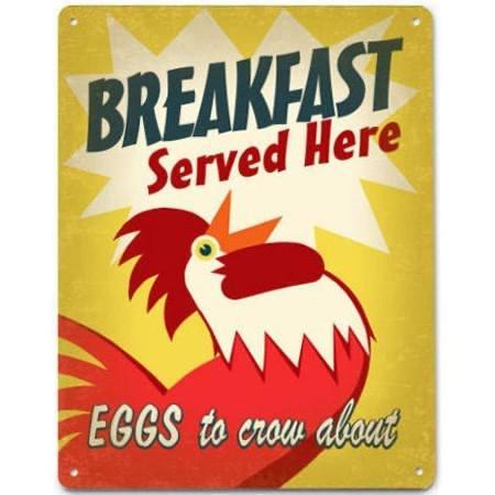 USA Breakfast